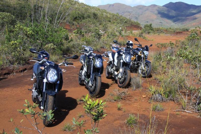 Balade à Moto dans le Sud de la Nouvelle-Calédonie Sortie12