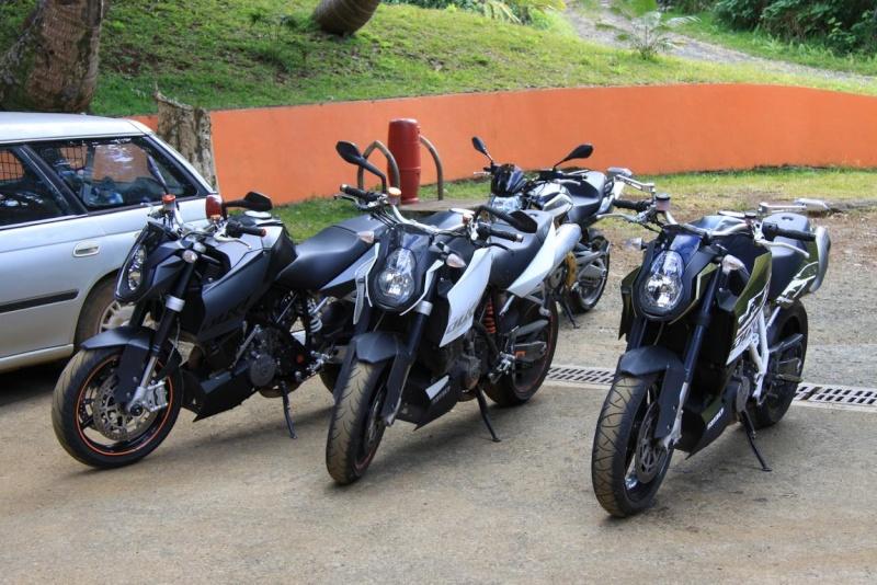 Balade à Moto dans le Sud de la Nouvelle-Calédonie Sortie15