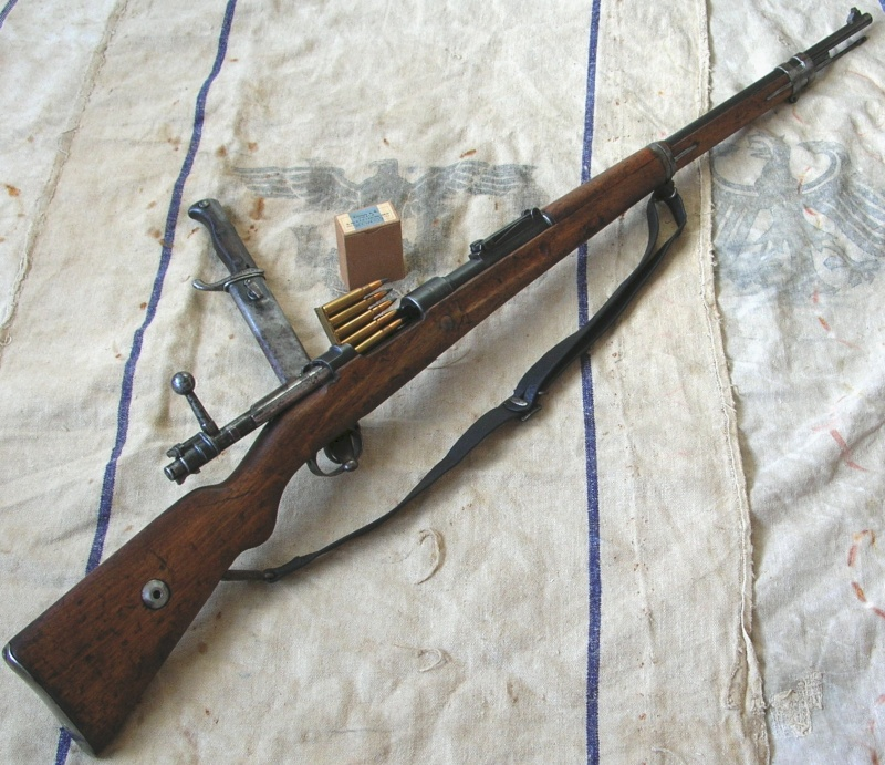 G98 de transition WW2 Mauser16