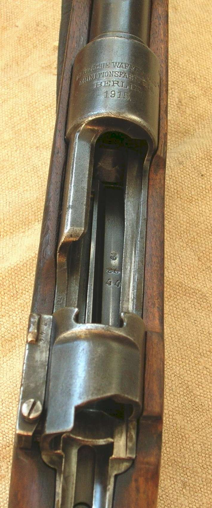 G98 de transition WW2 Mauser18