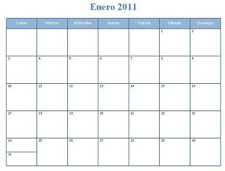 CALENDARIOS 2011 2012 y 2013 EN DOC Calend10