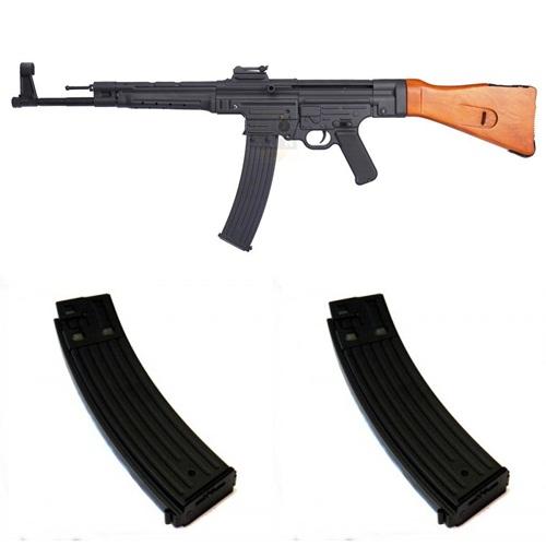 c'est un secret c'est le premier fusil d'assault c'est .... Stg4410