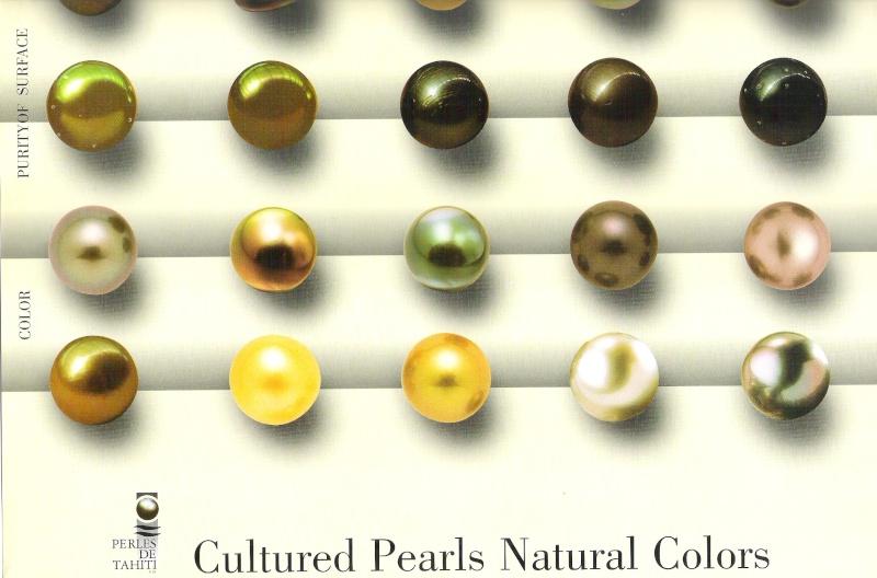 Prix des perles noires de Tahiti Classi12
