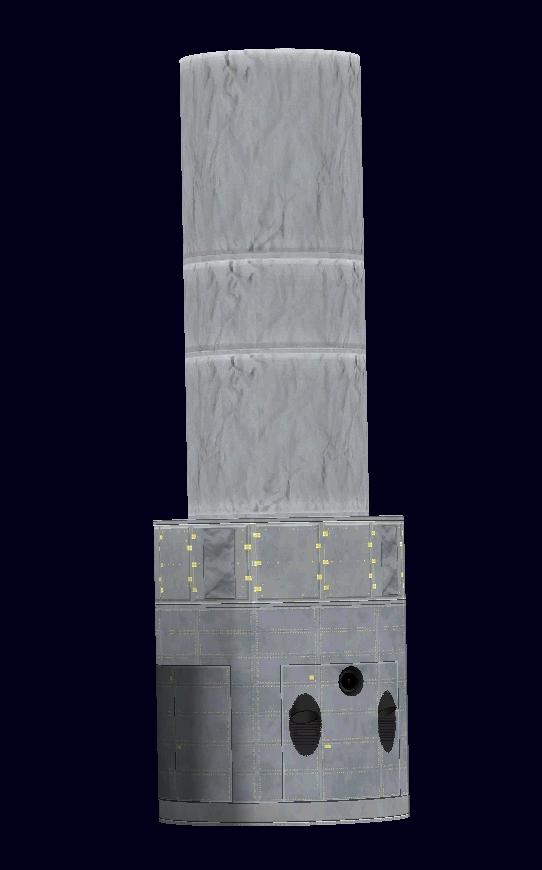 SPACE - Hubble Space Telescope Tss10