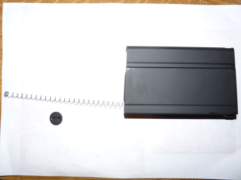[tuto] Chargeur court pour Garand, voir M14 P1040930