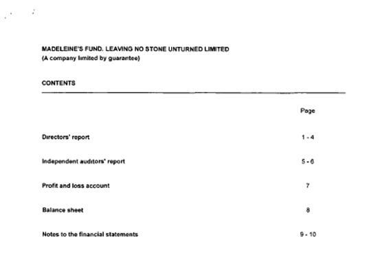 Fund accounts 2011 311