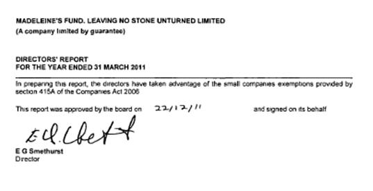 Fund accounts 2011 711