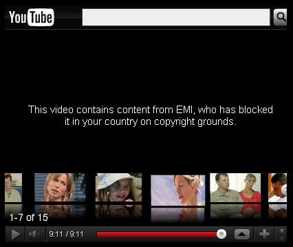 Blocked in your country Blocke10