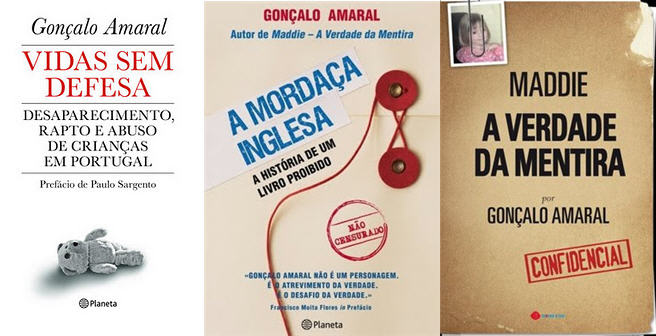 Gonçalo Amaral: New book Books10