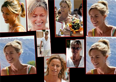 Kate McCann's non-fictional book in running for Galaxy book prize UPDATED 5/11/11 Kate_f10