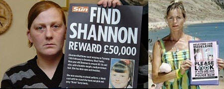 Victims of the McCanns' calculated hoax Reward12