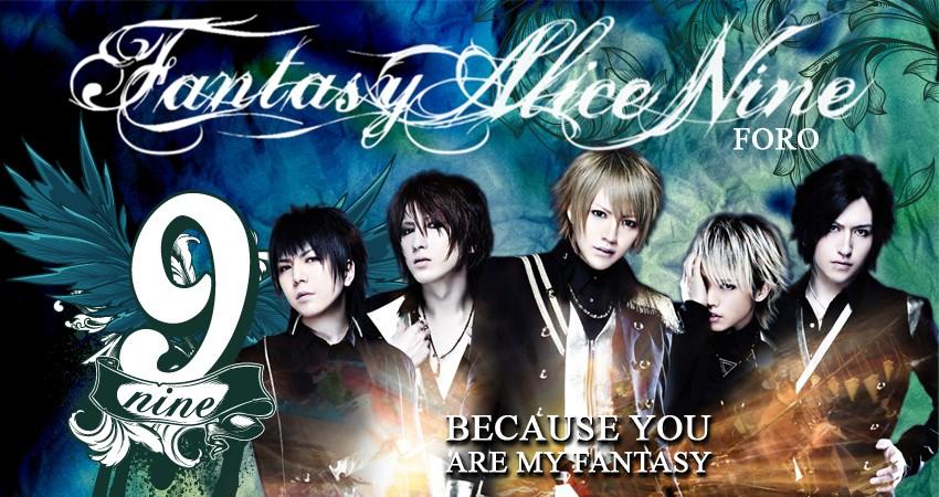 Fantasy Alice Nine