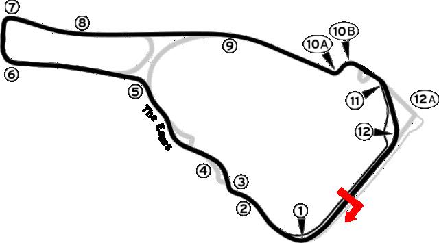 EZT SPECRacing Series 1 - Race 3:  Road Atlanta Road_a11