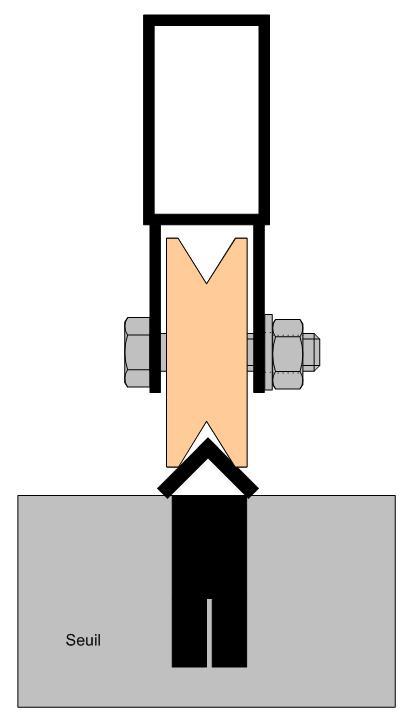 [projet] réalisation d'un portail métal/PVC Portai10
