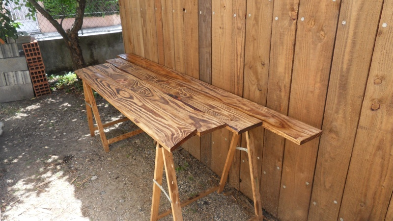 Fabrication d'un abris bois - Page 3 Sdc13927