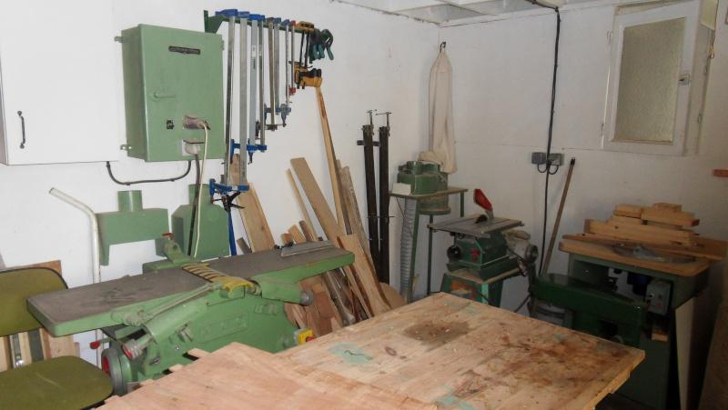 Mon atelier tout neuf!! Sdc13933