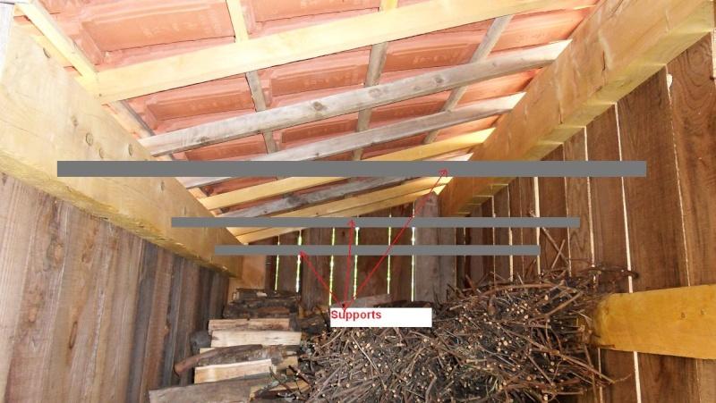 Fabrication d'un abris bois - Page 3 Suppor10
