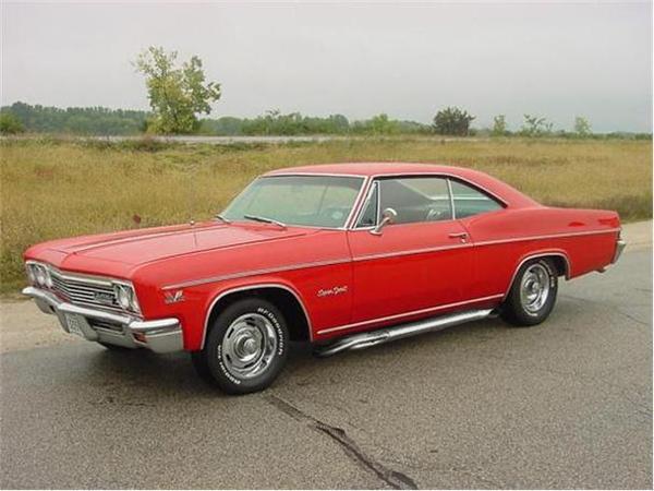 photos de Chevy Impala,Bel-Air,Biscayne 65' et Caprice 66' avec Side-Pipes Impala10