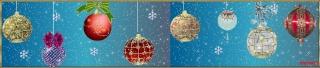 Lily et les décorations de Noël Gu8lvi11
