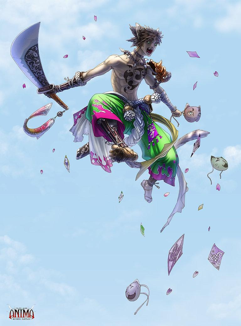Sword clan  Anima_11
