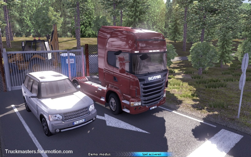 Scania Truck Driving Simulator preview Stds_018