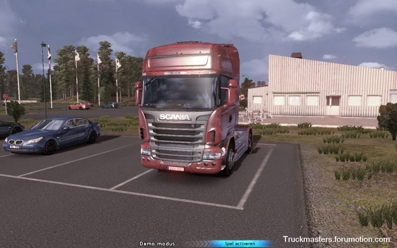 Scania Truck Driving Simulator preview Stds_020