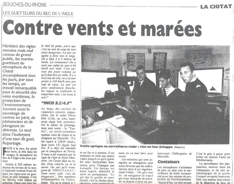 SÉMAPHORE - BEC DE L'AIGLE (BOUCHES DU RHÔNE) 202211