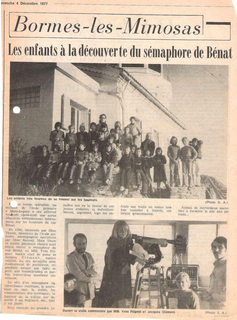SÉMAPHORE - CAP BENAT ( VAR) Banat_10