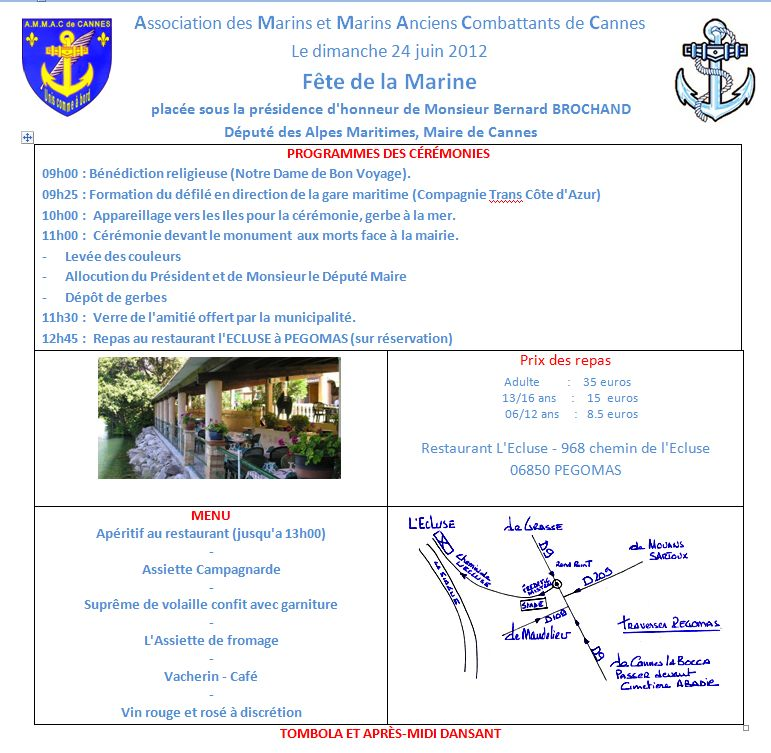 [ Associations anciens Marins ] AMMAC Cannes , Alpes-Maritimes Fete_d10
