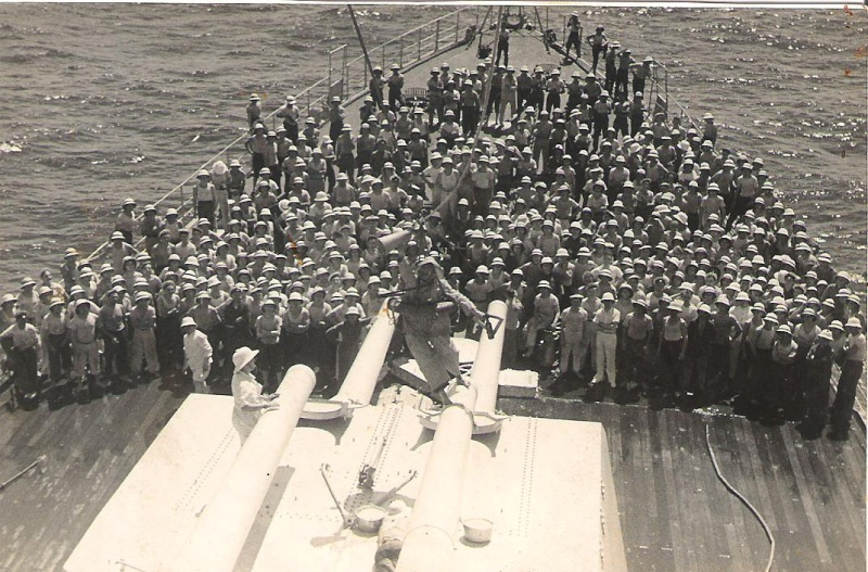 [ Les traditions dans la Marine ] LE PASSAGE DE LA LIGNE - ÉQUATEUR (Sujet unique) - Page 11 Ligne_17