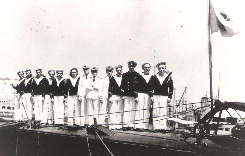 [ Associations anciens Marins ] L'épopée du sous-marin Casabianca Svc_tr10