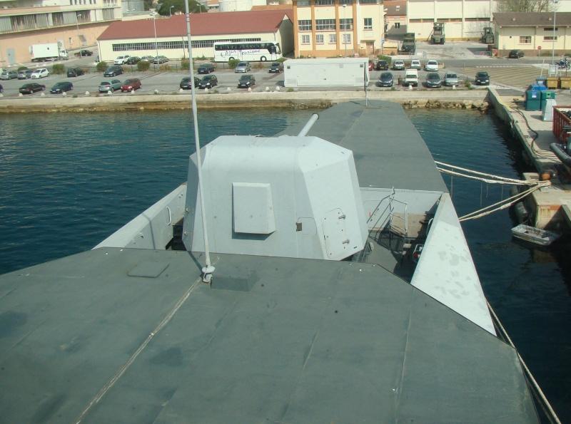 GUEPRATTE   F714 (FREGATE) Toulon22