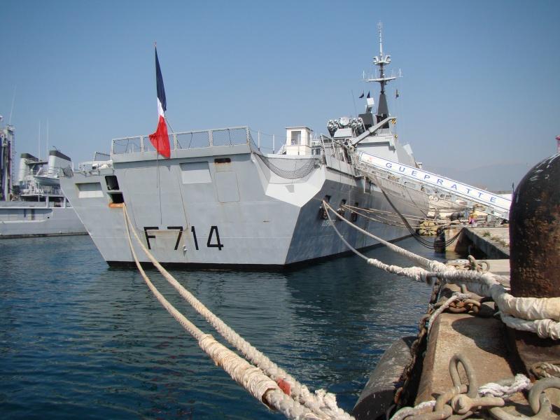 GUEPRATTE   F714 (FREGATE) Toulon34