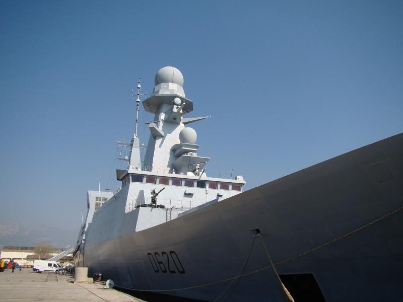 FORBIN  D620 (fregate) - Page 11 Toulon42