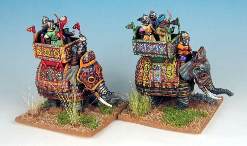 les éléphants timourides 94416710
