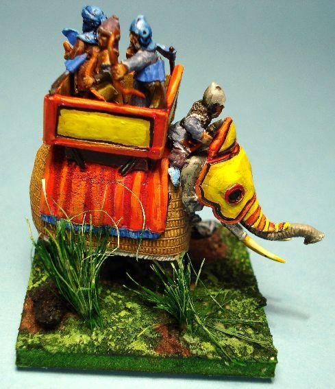 les éléphants timourides Alapha10