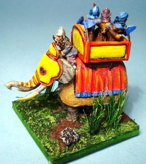 les éléphants timourides Behemo10