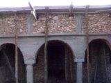 Une maison de la médina en pleine campagne d'Akermoud 13012010