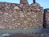 Une maison de la médina en pleine campagne d'Akermoud 26072014