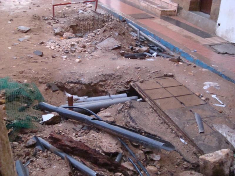 Essaouira n'en finit pas avec les travaux de son réseau d'assainissement Dsc00121
