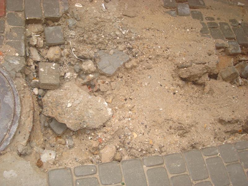 Essaouira n'en finit pas avec les travaux de son réseau d'assainissement Dsc00210