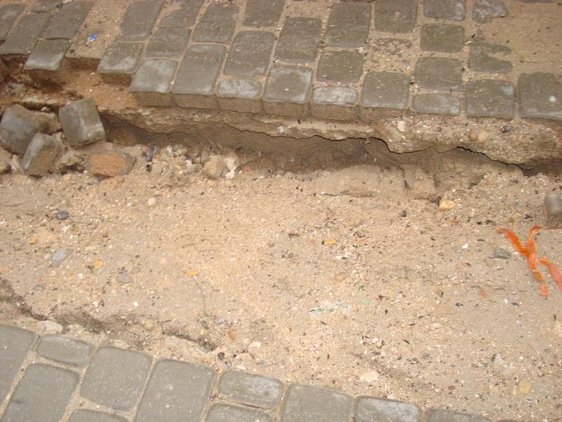 Essaouira n'en finit pas avec les travaux de son réseau d'assainissement Dsc00211