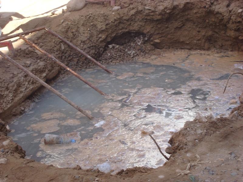 Essaouira n'en finit pas avec les travaux de son réseau d'assainissement Dsc00310