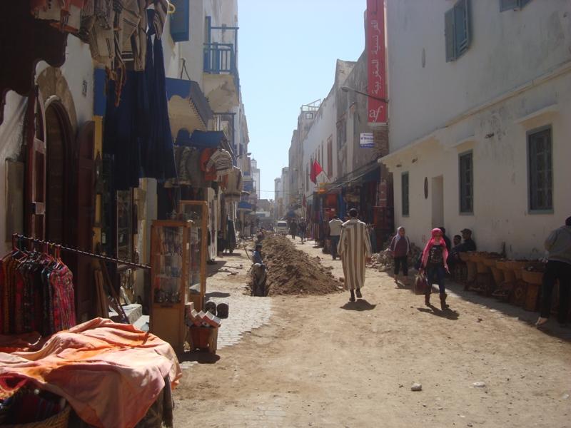 Essaouira n'en finit pas avec les travaux de son réseau d'assainissement Dsc00311