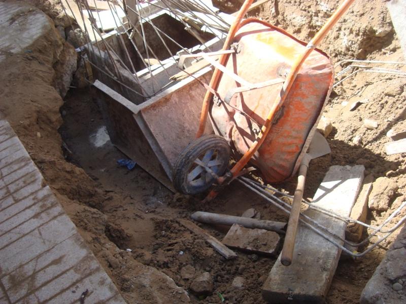 Essaouira n'en finit pas avec les travaux de son réseau d'assainissement Dsc00314