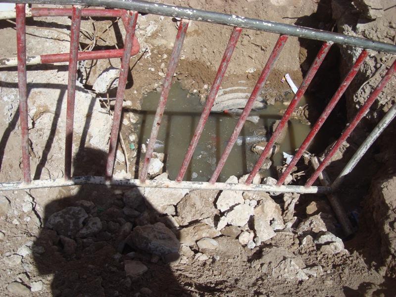 Essaouira n'en finit pas avec les travaux de son réseau d'assainissement Dsc00315