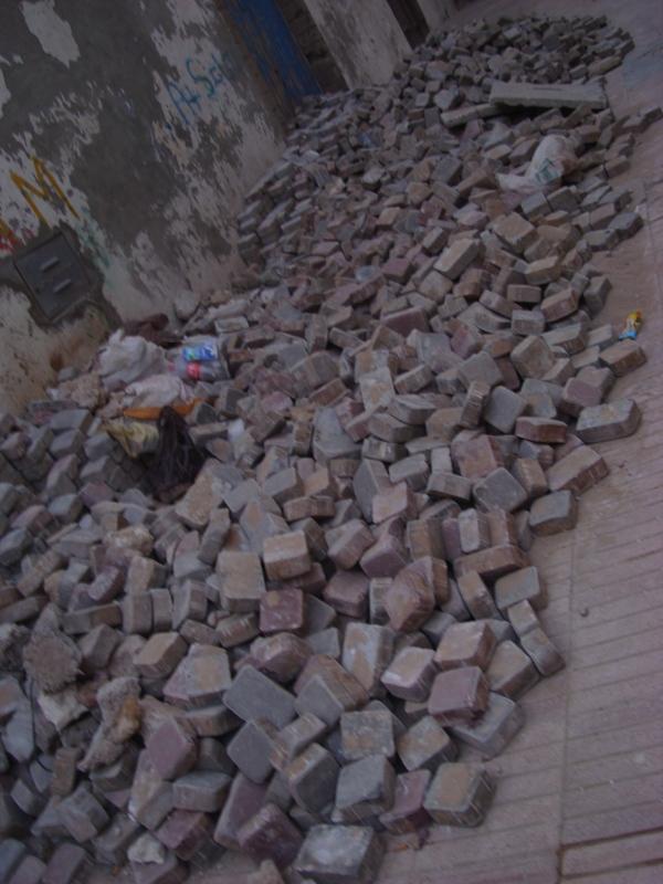 Essaouira n'en finit pas avec les travaux de son réseau d'assainissement Dsc00410