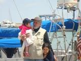 Une marina d'Essaouira dans le port de Mogador Dsc04925