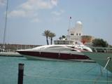 Une marina d'Essaouira dans le port de Mogador Dsc05512