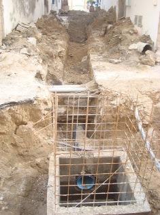 Essaouira n'en finit pas avec les travaux de son réseau d'assainissement Dsc08311